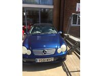 **MERCEDES KOMPRESSOR** PANORAMIC SUNROOF