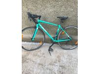 Ladies trek road race bicycle