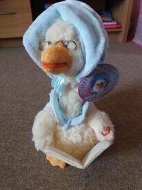 musical mother goose storyteller