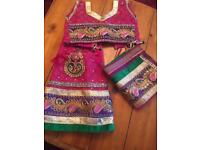 Girls Indian outfits for 3-5 years