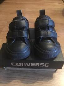 Baby Size 3 Converse