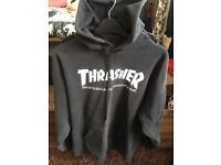 Thrasher hoodie medium