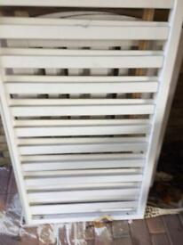 Cot bed with out mattress and changing table