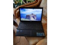asus x54h windows 7 500g hard drive 4g memory processor intel core i3 2.10 ghz intel hd graphics