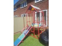 Quadro Construction climbing frame LOTS quadroplay