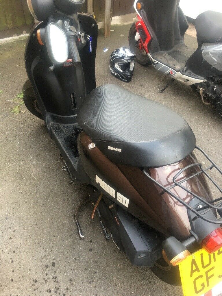 2014 sunnis 50 scooter £400