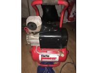 Clarke pioneer air compressor