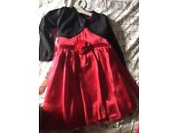 Bundle of Girls Occasion Clothes 3-4