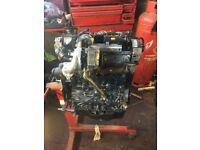 Volkswagon Passat Engine 2012 with turbo, vacuum pump, injectors and high pressure fuel pump for sale  Brackla, Bridgend