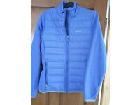 Ladies Regatta short, fitted jacket. Size 14. Ideal jogging/walking wear.
