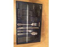 24 piece 'Judge' cutlery set for sale