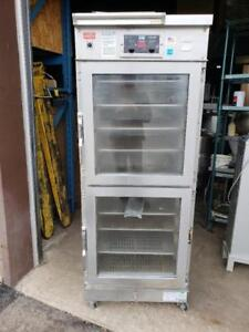 Cabinet Chariot Isole , Rechaud a Nourriture Aliments / Food Warming Cabinet Holding Winston Alto Shaam
