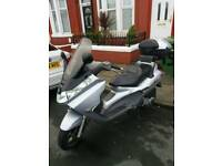 Piaggio x8 125cc and second piaggio x8 I used for parts