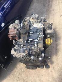 Vauxhall Vivaro 2.0 cdti engine spares or repair