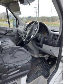 Mercedes-Benz, SPRINTER, Panel Van, 2016, Manual, 2143 (cc)