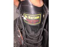 Industrial Dr Martens UK size 8
