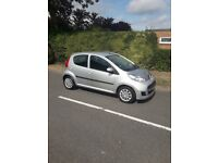 2008 08 peugeot 107 automatic 5 door only 67k miles superb value
