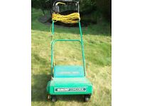Qualcast Concorde Electric Cylinder Lawnmower