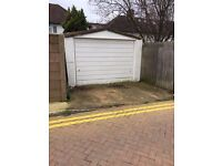 Spacious 16sqm Garage (5.7m x 2.8x) with new beautiful Rear Road Access