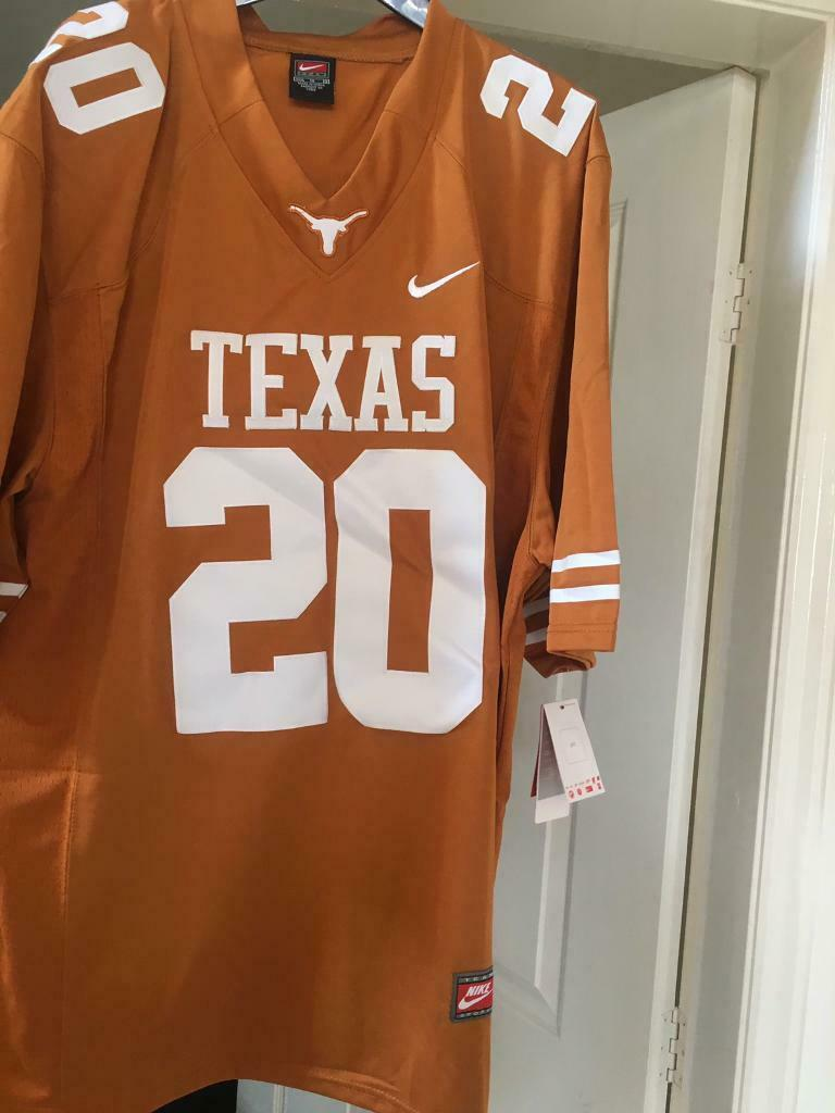 detailed look 0c4a7 48f4c Texas longhorns Earl Campbell jersey   in Louth, Lincolnshire   Gumtree