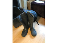 Safety Wellington Boots - Steel Toe Caps
