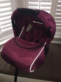 Karwala Carlo Child Kids Car Seat Baby Carrier