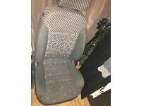 Audi A3/mk4 golf front and rear seats