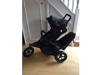Phil & Ted double baby stroller