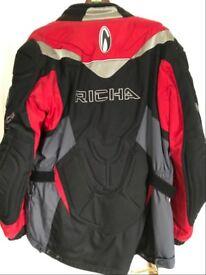 Motorcycle Jacket, size XL