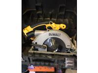 dewalt dw390 18v trim saw