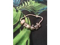 Pandora bracelet & charms (CAN BE SOLD SEPERATLEY)