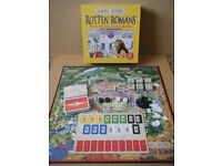Horrible Histories, Rotten Romans board game. From 2010. Excellent unused condition.