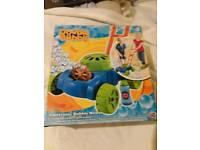 Brand new bubble machine mower new