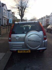 HONDA CR-V GOOD PRICE £950