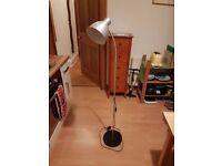 Standing Floor Lamp Ikea LERSTA with bulb