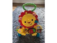 Fisher Price musical walker