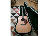 Martin HD 28 acoustic guitar