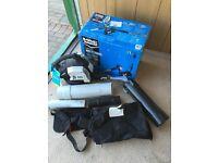 Mac Allister 25.7 cc Petrol Garden Blower Vacuum