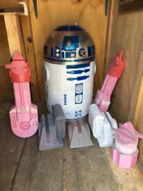 Star Wars life size r2d2 kit