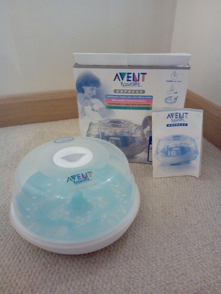 Avent Microwave Bottle Sterilizer