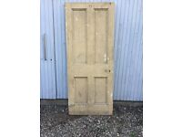 4x four panel doors
