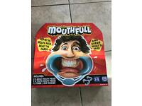 Brand new in box mouthfull family game