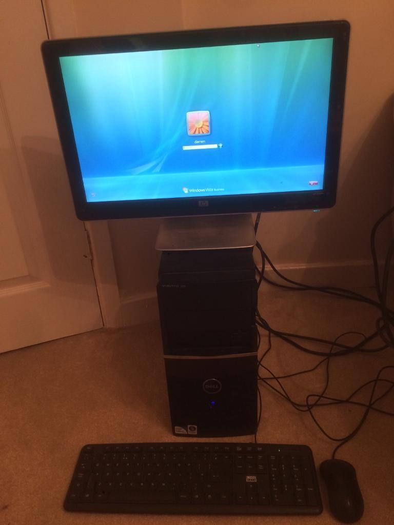Dell Vostro 220 desktop computer