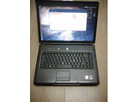 Dell Vostro 1500 Model PP22L - Core 2 Duo T7250 3GB Ram - Fully Working sold as spares or repair