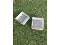 Glass Blocks Standard 190mm x 190mm and Corner blocks
