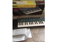 Portable Yamaha keyboard