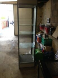 Retail Glass Cabinet £110