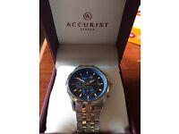 Men's accurist watch never been worn