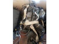 Ford Focus tdci engine