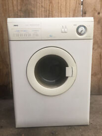 Zanussi, TDS382W, Tumble Dryer, 5KG, Vented, Reverse Action, Polar White